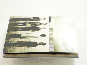 recyced paper tray digipak sideways view cd dvd packaging