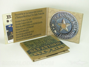 recycled paper tray digipak green cd dvd packaging